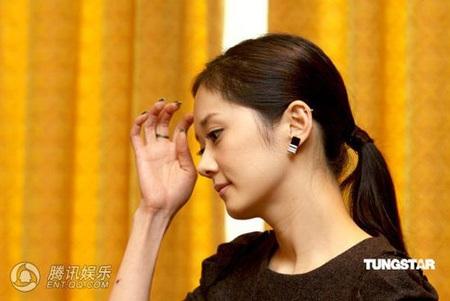 Jang Nara ngỏ lời xin lỗi khán giả Trung Quốc - 4