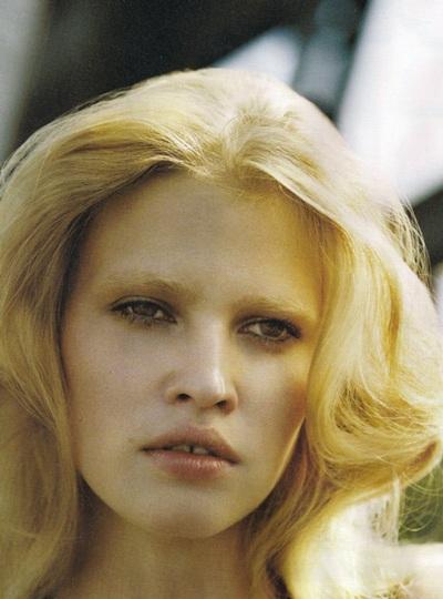 Lara Stone đẹp quyến rũ trên i-D  - 5