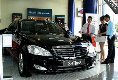 Không tăng thuế nhập ô tô trong năm 2010 - 1