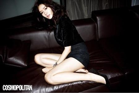 """Vẻ đẹp ngọt ngào và sexy của """"búp bê"""" Sung Yu Ri - 15"""