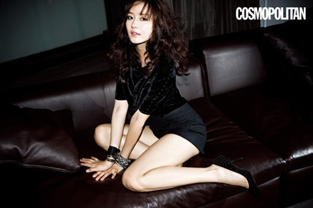 """Vẻ đẹp ngọt ngào và sexy của """"búp bê"""" Sung Yu Ri - 16"""