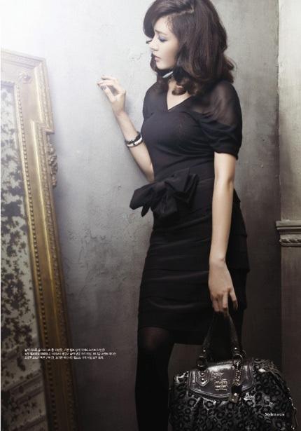 """Vẻ đẹp ngọt ngào và sexy của """"búp bê"""" Sung Yu Ri - 11"""