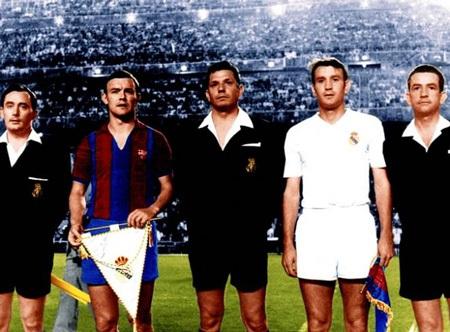 Những ký ức khó quên ở các cuộc đụng độ Barca-Real - 5