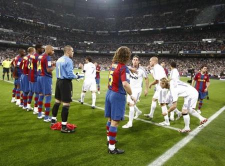 Những ký ức khó quên ở các cuộc đụng độ Barca-Real - 19
