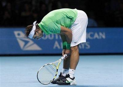 """Nadal và Djokovic """"rủ nhau"""" thất thủ - 1"""