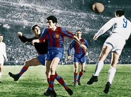 Những ký ức khó quên ở các cuộc đụng độ Barca-Real - 1