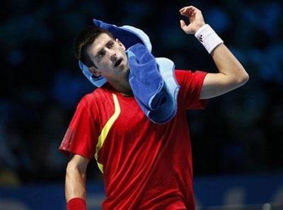 """Nadal và Djokovic """"rủ nhau"""" thất thủ - 2"""