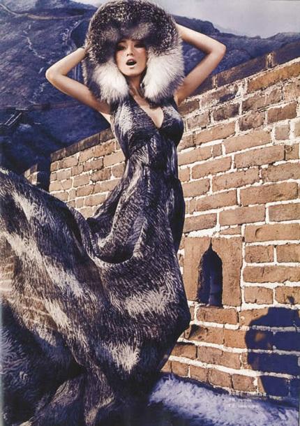 Củng Lợi rạng rỡ trên tạp chí Cosmopolitan - 3