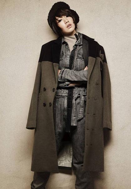 Hình ảnh tomboy của Park Shin Hye được khen ngợi - 8