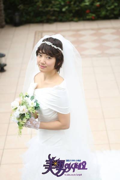 Hình ảnh tomboy của Park Shin Hye được khen ngợi - 6
