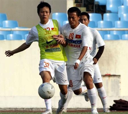 U23 Việt Nam: Chưa thoát khỏi nỗi lo chấn thương - 1