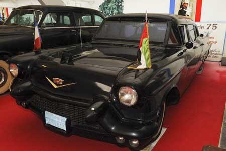 Thăm bảo tàng ô tô tổng thống ở Pháp - 5