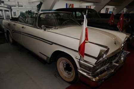 Thăm bảo tàng ô tô tổng thống ở Pháp - 6