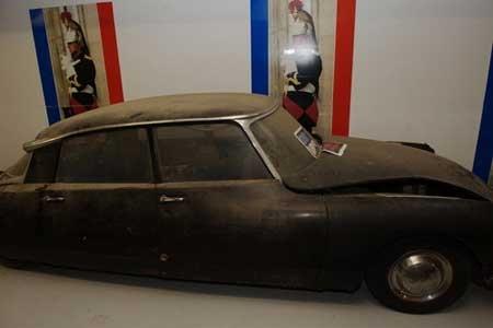 Thăm bảo tàng ô tô tổng thống ở Pháp - 9
