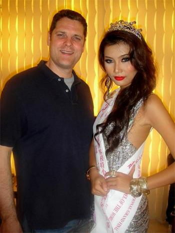 Lan Hương đoạt giải Á hậu 4 cuộc thi Người mẫu Thế giới - 6