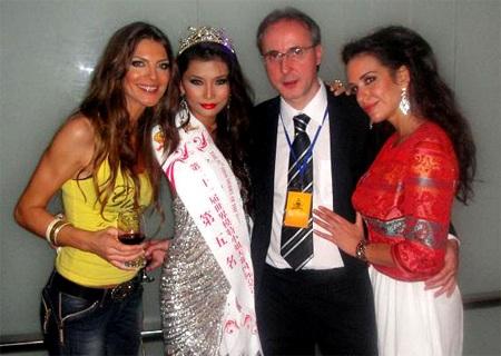 Lan Hương đoạt giải Á hậu 4 cuộc thi Người mẫu Thế giới - 7