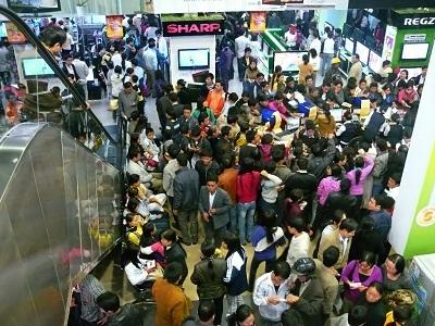 Pico hòa cùng sức nóng Thị trường Hà Nội trong Tháng khuyến mại 2009 - 1