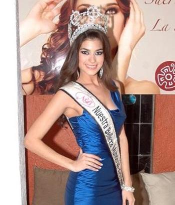 Ảnh đẹp của tân Hoa hậu Quốc tế - 5