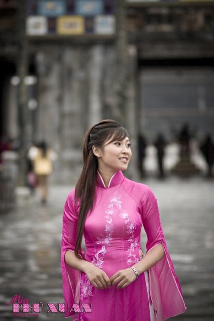 Hoa khôi ĐH Phú Xuân lộ diện - 28