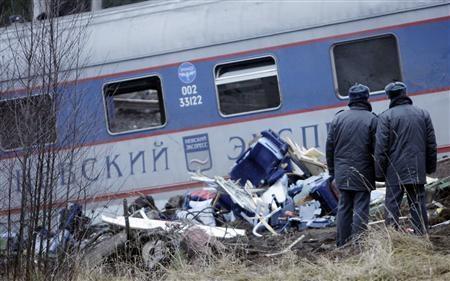 Nga công bố phác họa nghi phạm vụ đánh bom tàu tốc hành - 1