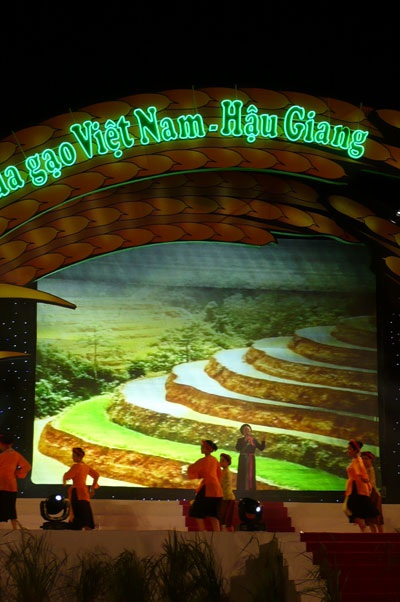 Khai mạc Festival Lúa gạo Việt Nam lần thứ I - 4