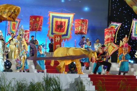 Khai mạc Festival Lúa gạo Việt Nam lần thứ I - 5