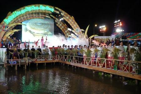 Khai mạc Festival Lúa gạo Việt Nam lần thứ I - 7