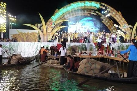 Khai mạc Festival Lúa gạo Việt Nam lần thứ I - 8
