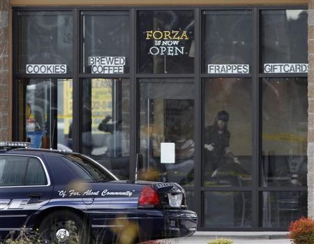 Mỹ: 4 cảnh sát bị bắn chết giữa ban ngày - 1