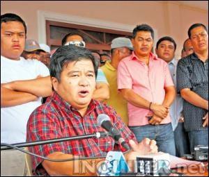 Gia đình nghi phạm thảm sát ở Philippines chối tội, kêu gọi biểu tình - 1