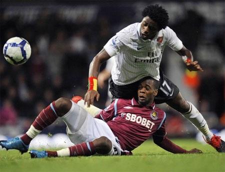 """Arsenal đụng đối thủ """"xương"""" tại FA Cup - 1"""