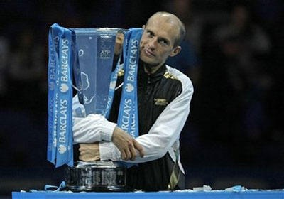 Davydenko vô địch tại ATP World Tour Finals - 1