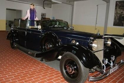Chiếc Mercedes của Hitler tìm được chủ mới - 1