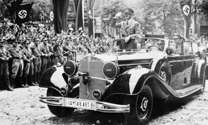 Chiếc Mercedes của Hitler tìm được chủ mới - 2