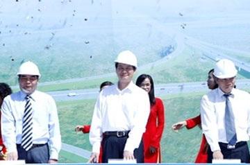 Thủ tướng khởi công đường cao tốc Trung Lương - Mỹ Thuận - 1