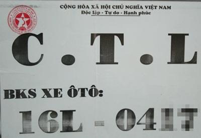 """""""Xe bị cấm"""" qua cầu Thăng Long: Cục cấp phép, Sở phạt - 1"""