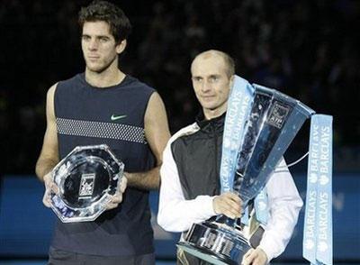 Davydenko vô địch tại ATP World Tour Finals - 3