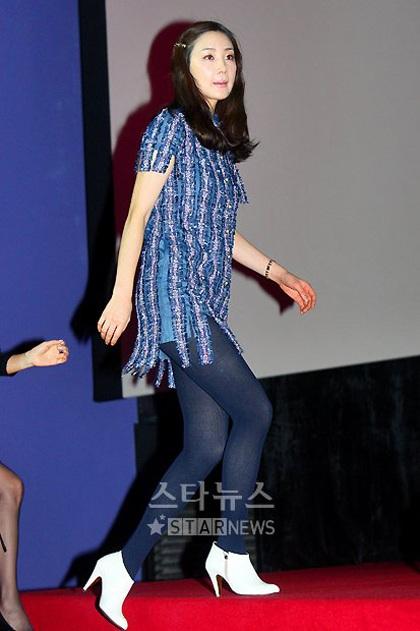"""Phong cách thời trang của """"người đẹp khóc"""" Choi Ji Woo - 17"""