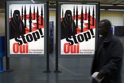 Thụy Sĩ cấm xây tháp trên đền thờ Hồi giáo - 1