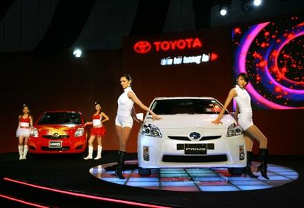 Toyota Việt Nam công bố bảng giá mới - 1