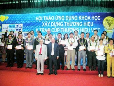 """""""Sức cạnh tranh doanh nghiệp thể hiện ở thương hiệu Việt…"""" - 1"""