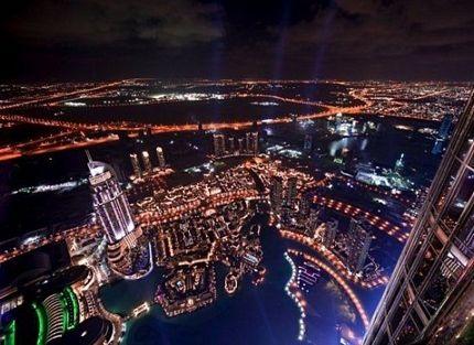 """""""Trời đánh"""" toà nhà cao nhất thế giới  - 8"""