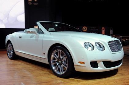 Bentley báo giá gói nâng cấp Series 51 Continental - 1