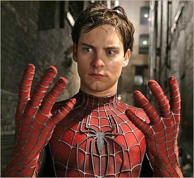 Tobey Maguire thôi làm Người nhện - 3