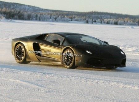 Lamborghini Jota thể hiện - 2