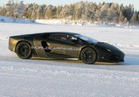 Lamborghini Jota thể hiện - 3