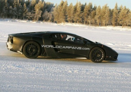 Lamborghini Jota thể hiện - 4