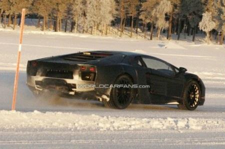 Lamborghini Jota thể hiện - 5