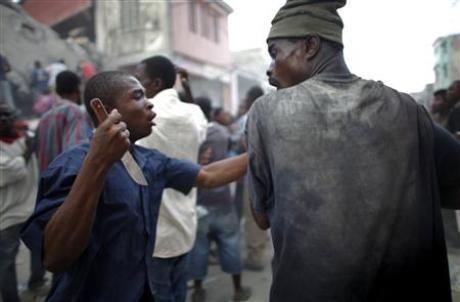 Động đất ở Haiti: Nhiều khu vực còn bi thảm hơn thủ đô - 2