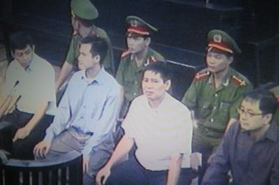 Lê Công Định bị tuyên 5 năm tù giam - 1